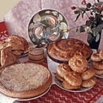 Savory Meat and Onion Pie from Turkmenistan