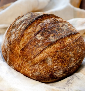 Mixed Grain Sourdough