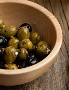 Mixed Local Olives