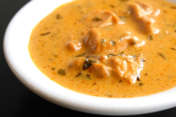 Mary Randolph's Chicken Curry