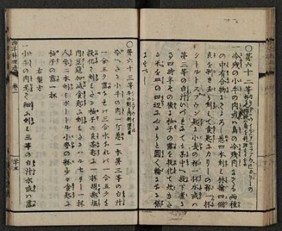 First Japanese Curry Recipe (1872)
