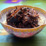 Stir-Fried Beef with Century Eggs
