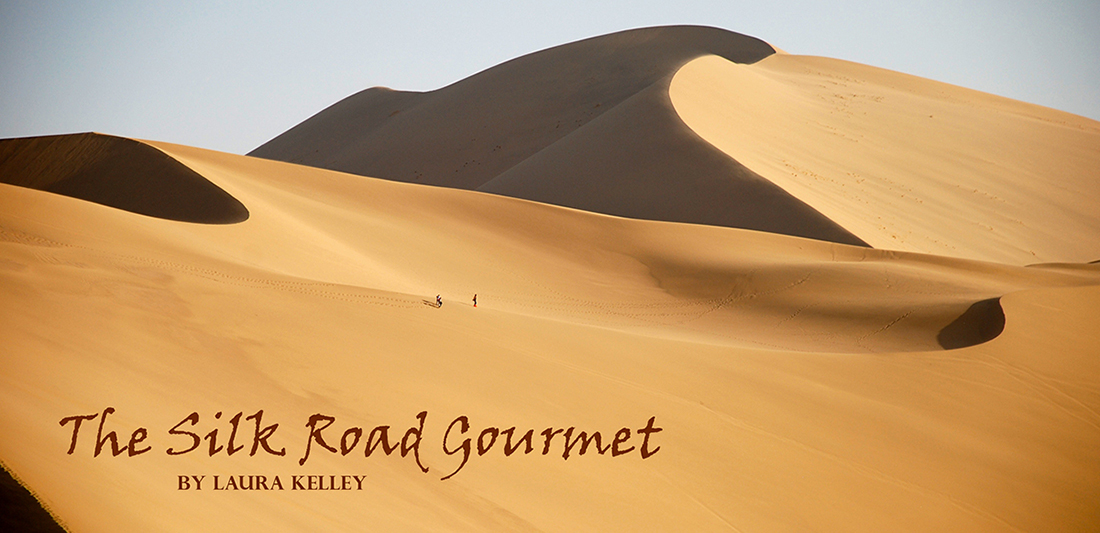 The Silk Road Gourmet